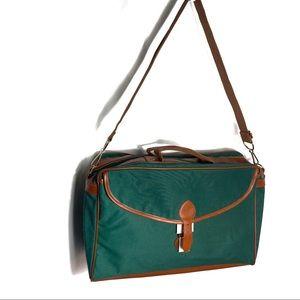 Vintage Ralph Lauren Polo Overnight Duffle Gym Bag
